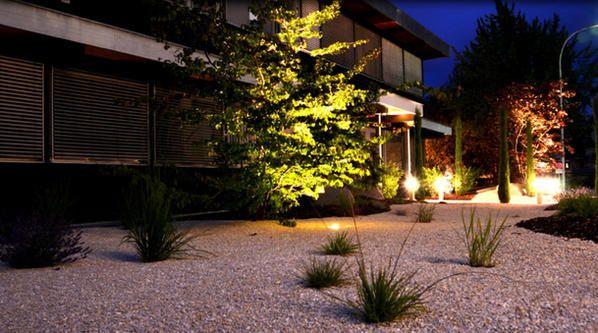 Licht im Garten 3
